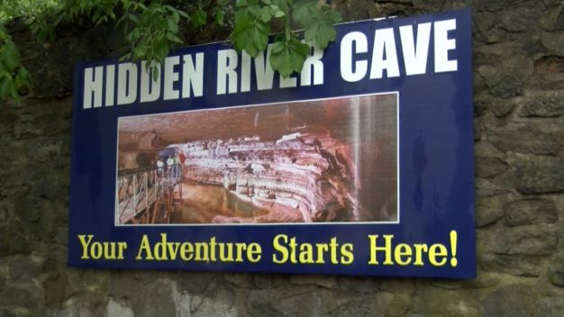 Trapped Students Escape Kentucky Cave