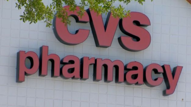 Woman Gets Locked Inside CVS Store