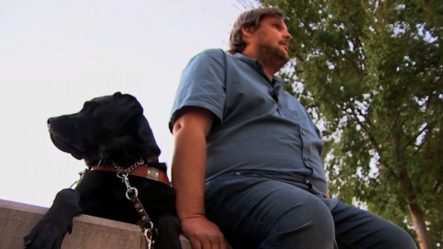 Uber Driver Turns Away Seeing-Eye Dog