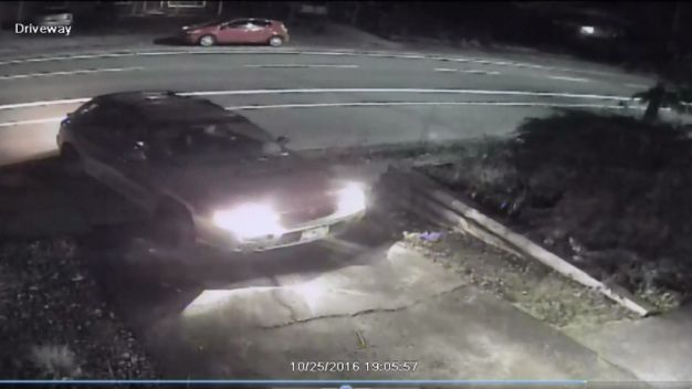 Accidentally Stolen Vehicle Returned