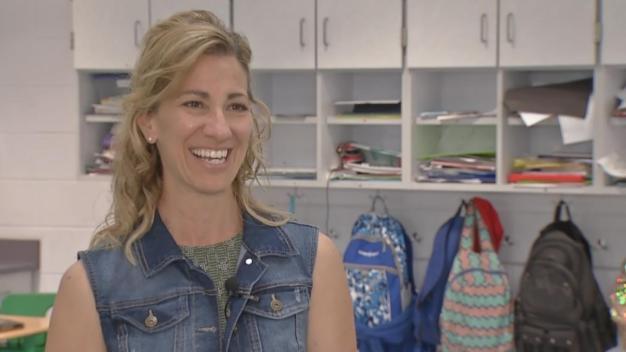 Teacher Donates Kidney to Student