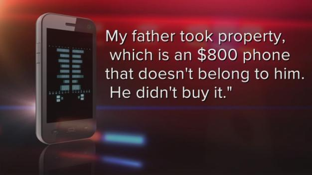Teen Calls 911 After Dad Takes Cell Phone Away