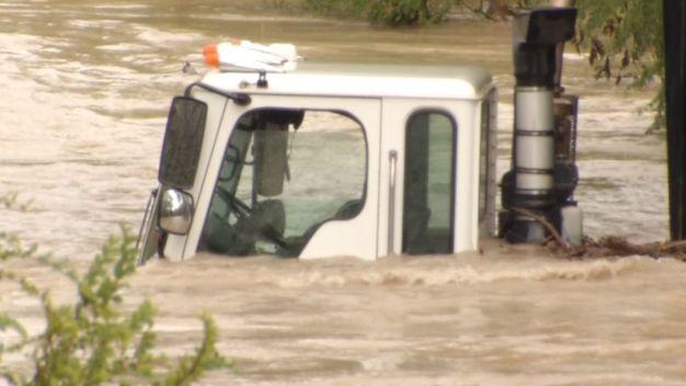 San Antonio Flooding Leaves Drivers Stranded