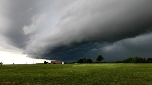Your Storm Cloud Photos - June 16, 2019