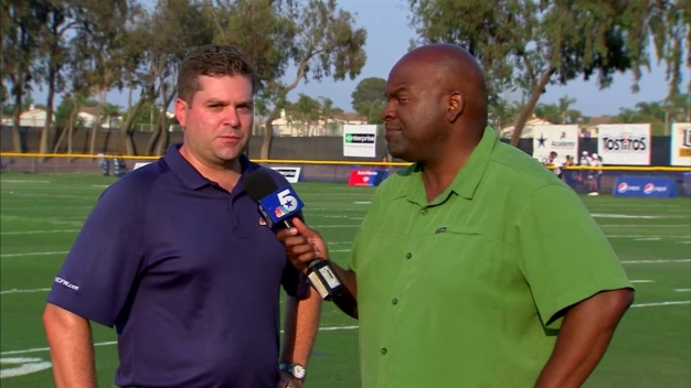 Reaction from First Day of Cowboys Training Camp