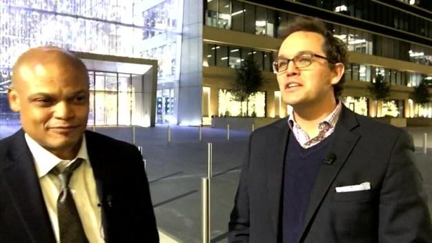 Pat Doney, Jean-Jacques Taylor Talk Cowboys at The Star