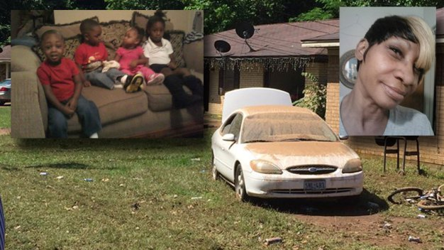 Great-Grandmother, 4 Great-Grandchildren Killed in Floods