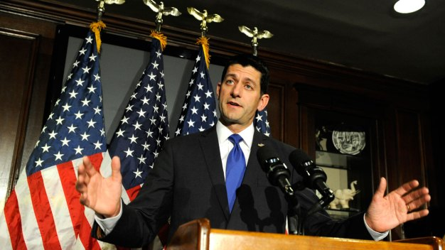 House Speaker Paul Ryan Declines to Back Donald Trump