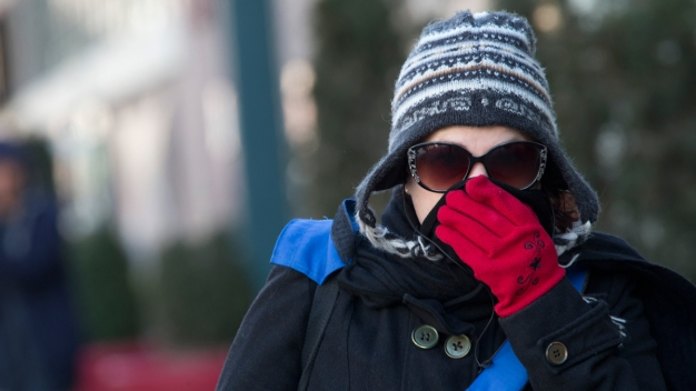 Extreme Windc Chill for Midwest, Northeast