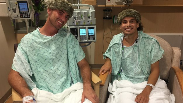 Men From Viral Video Talk About Kidney Transplant
