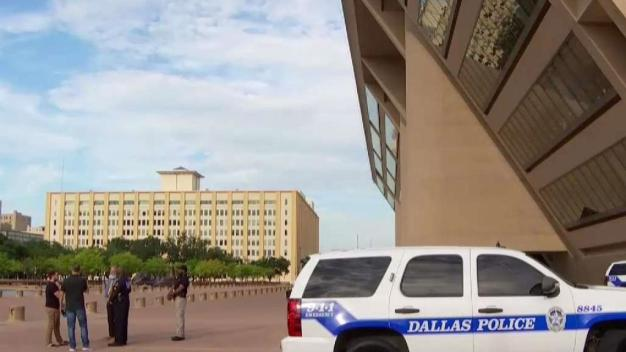 Security in Place for Dallas Rally Against White Supremacy