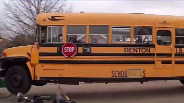 School Bus Driver 'Not Liable' After Crashing Into Two Cars