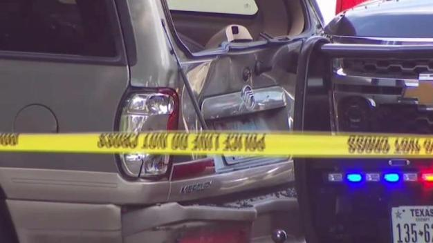 Man Fatally Shot After Ramming Vehicle Into Police SUV