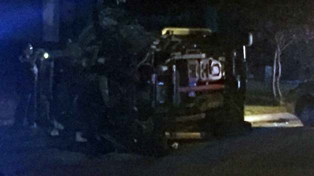 Woman Killed After Rollover Crash in Dallas Neighborhood