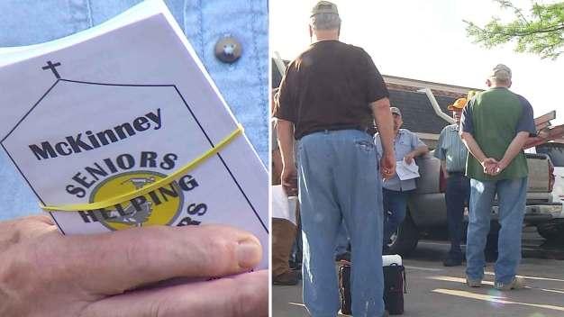 Free Handyman Services for Senior Citizens in McKinney