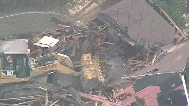 House Where Shavon Randle, Michael Titus Killed Demolished