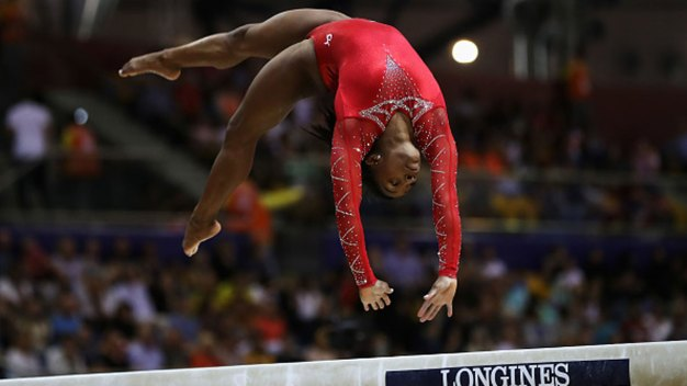 World, Olympic Champ Biles to Compete in Germany in March