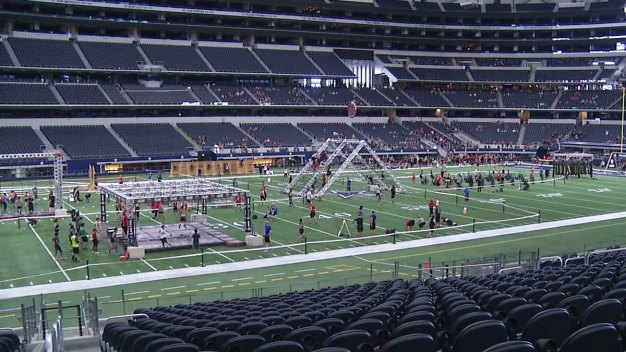 Spartan Races Make a Stop at AT&T Stadium