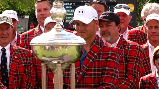 Sunday Struggles Are Over: Spieth Wins Dean & DeLuca Invitational
