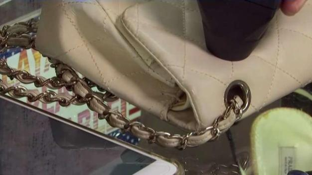 Consignment Shops Use New Technology to Spot Fake Handbags