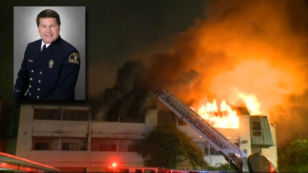 Errors Led to Dallas Firefighter's Death: Reports