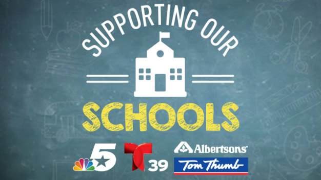 Supporting Our Schools Supply Donations Drive