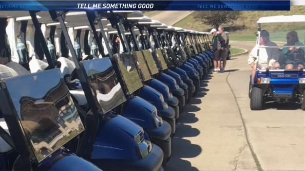 Something Good: Texas NF Golf Classic
