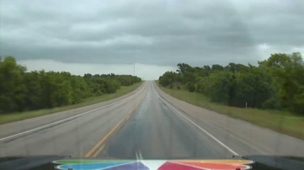 NBC 5's Texas Lightning Truck