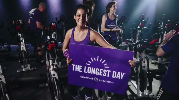 The Longest Day Event for The Alzheimer's Association