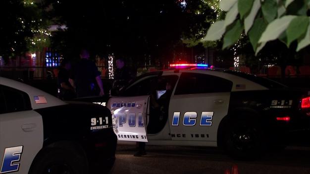Man Shot in Attempted Robbery Near Trinity Groves