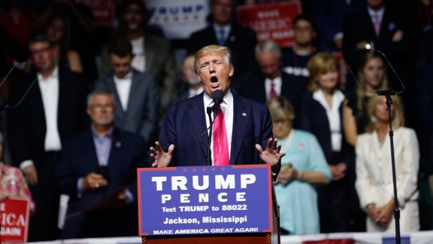 Trump Ad Credits Tax Plan He Doesn't Support