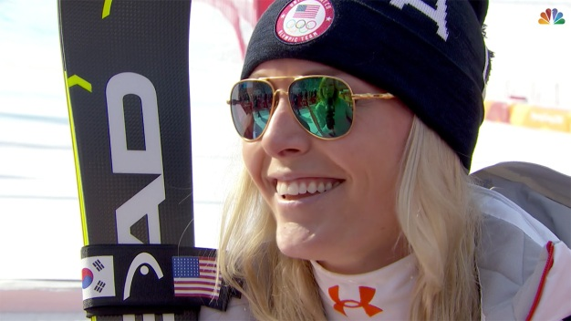 Lindsey Vonn Not Opposed to Playing Mind Games
