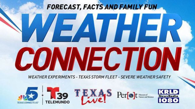 'Weather Connection' Event March 20 at Texas Live!