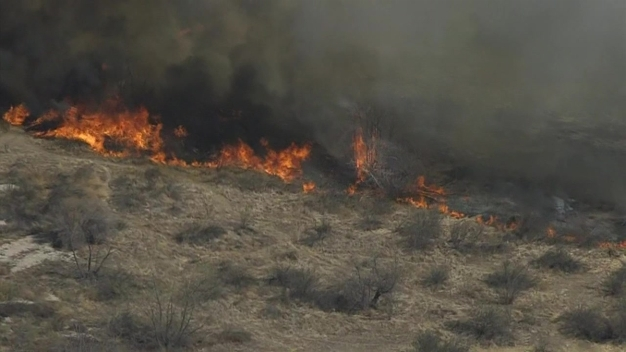 'Extremely Critical' Wildfire Alert Issued for Texas