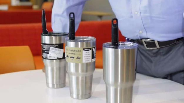 Let Wayne Buy It: Insulated Cups