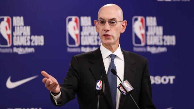 NBA Says Chinese Wanted Morey's Firing; China Denies Claim