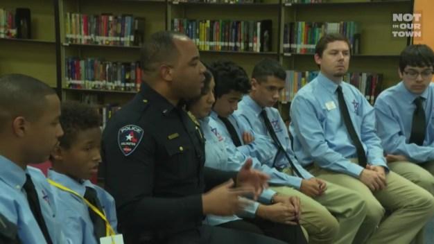 Arlington Recognized in DOJ Video on Police-Race Relations