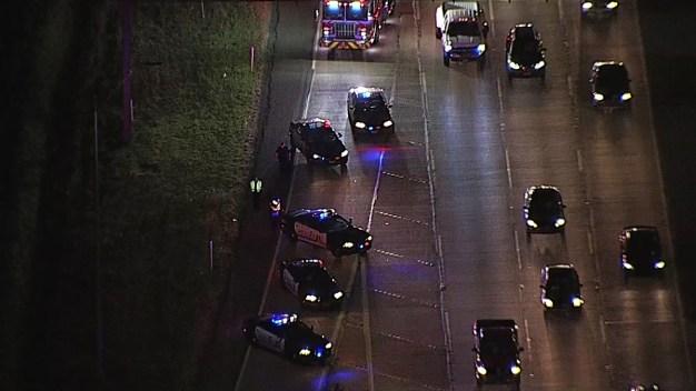 Pedestrian Fatally Struck on Texas 360: Arlington Police