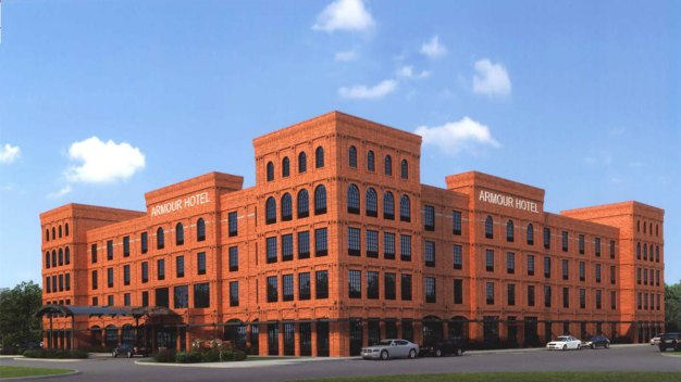 Developers Plan New Hotel in Fort Worth Stockyards