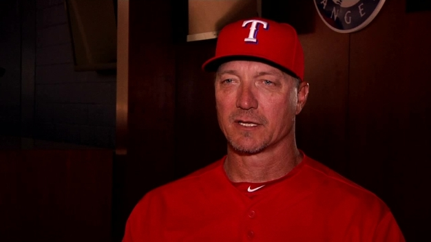 Banister on No Rangers Starting in All-Star Game