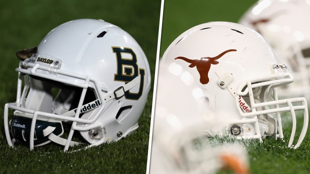 No. 8 Baylor Opens 'Gauntlet' of Schedule with Texas