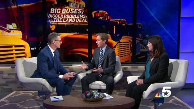 Facebook Q&A: Big Buses, Bigger Problems: The Land Deal
