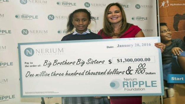 Addison Company Makes Million-Dollar Investment in Children
