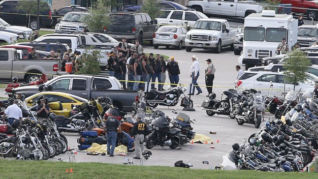 1st Trial Stemming From 2015 Waco Biker Shootout to Begin