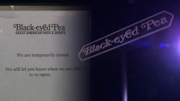 Black-Eyed Pea Restaurants Temporarily Close