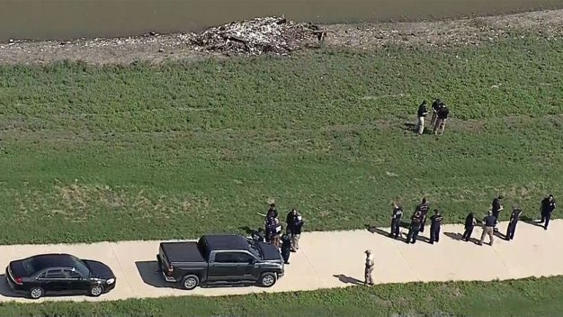 Body Reported in Creek Along Trinity River Trail