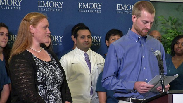 Dr. Kent Brantly Discharged; Cured of Ebola