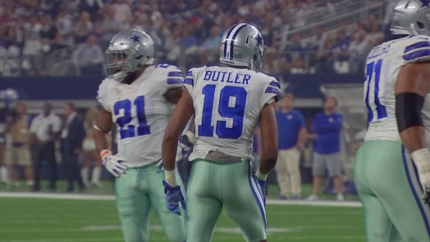 Brice Butler Returns to Dallas Cowboys