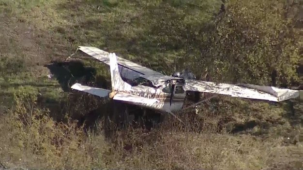 Cessna Loses Power, Crashes, Two Injured: Officials