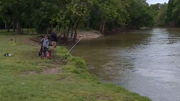 North Texas Gets a Break from Flooded Roadways